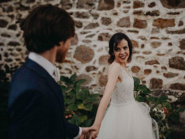 La boda de Ricardo y Ana Maria en Gordexola, Vizcaya 62