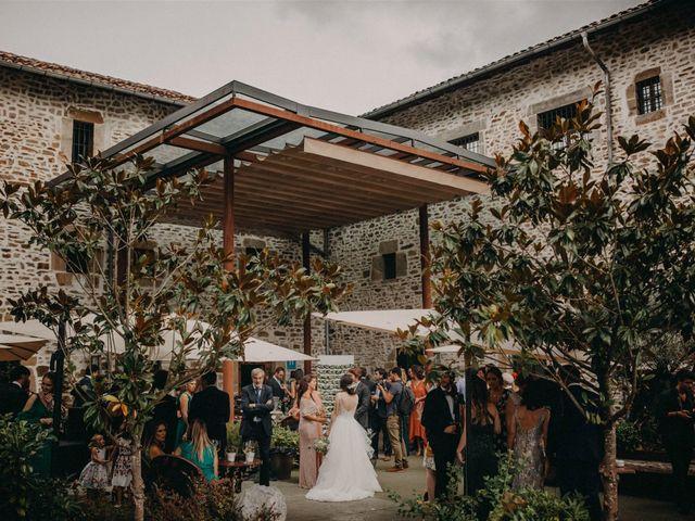 La boda de Ricardo y Ana Maria en Gordexola, Vizcaya 63