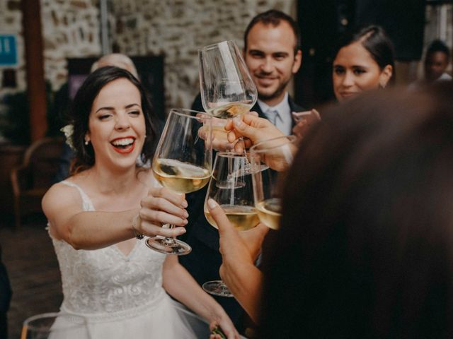 La boda de Ricardo y Ana Maria en Gordexola, Vizcaya 64