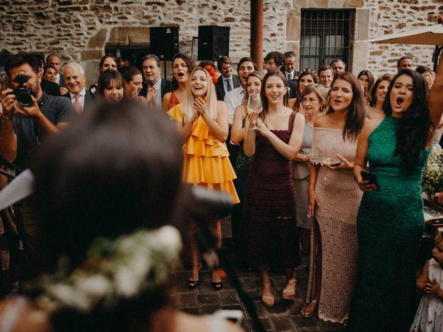 La boda de Ricardo y Ana Maria en Gordexola, Vizcaya 69