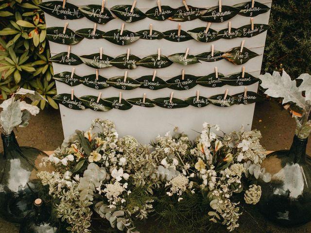 La boda de Ricardo y Ana Maria en Gordexola, Vizcaya 74