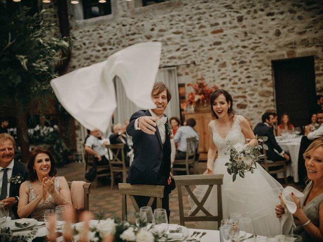 La boda de Ricardo y Ana Maria en Gordexola, Vizcaya 77