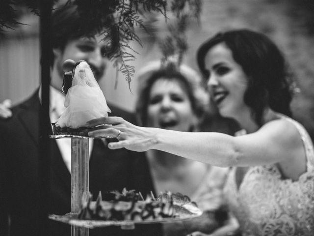 La boda de Ricardo y Ana Maria en Gordexola, Vizcaya 82