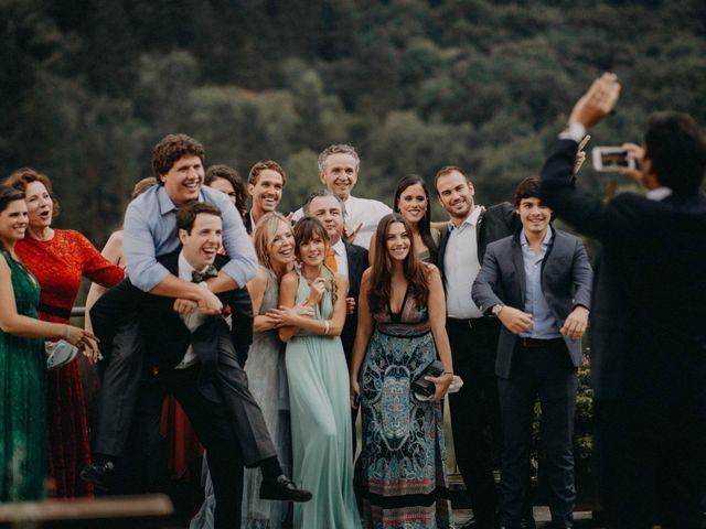 La boda de Ricardo y Ana Maria en Gordexola, Vizcaya 91