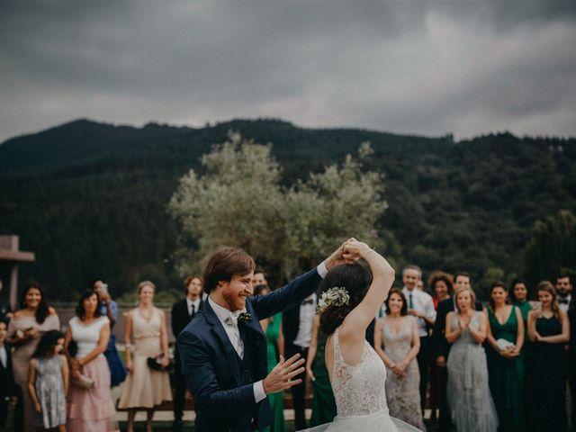 La boda de Ricardo y Ana Maria en Gordexola, Vizcaya 95