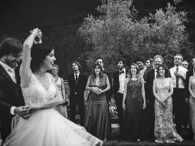La boda de Ricardo y Ana Maria en Gordexola, Vizcaya 96