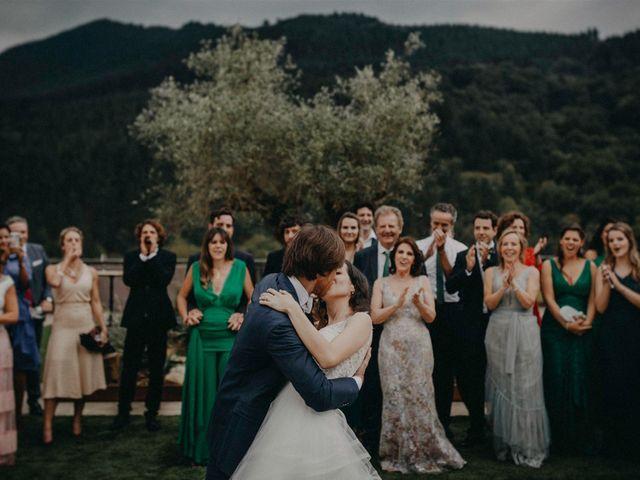 La boda de Ricardo y Ana Maria en Gordexola, Vizcaya 98