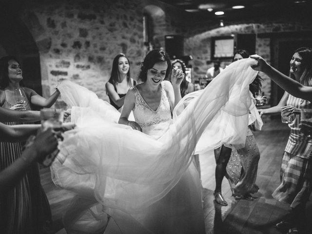 La boda de Ricardo y Ana Maria en Gordexola, Vizcaya 113