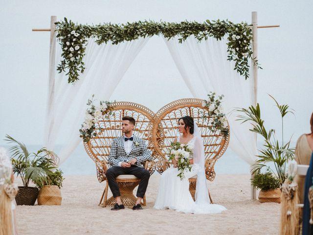 La boda de Lurdes y Marc