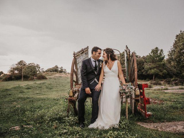 La boda de Alba y Borja