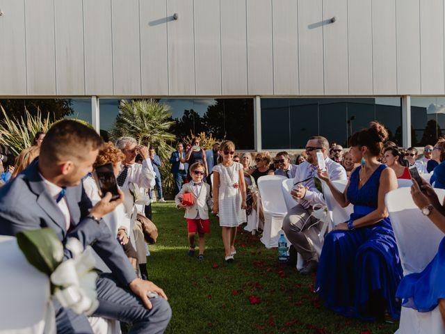 La boda de Dani y Maria en Mollerussa, Lleida 21