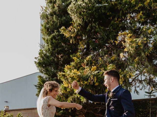 La boda de Dani y Maria en Mollerussa, Lleida 23