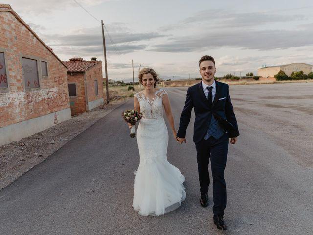La boda de Dani y Maria en Mollerussa, Lleida 32