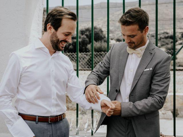 La boda de Bruno y Charlotte en Otero De Herreros, Segovia 7
