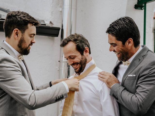 La boda de Bruno y Charlotte en Otero De Herreros, Segovia 10