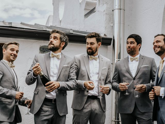 La boda de Bruno y Charlotte en Otero De Herreros, Segovia 18