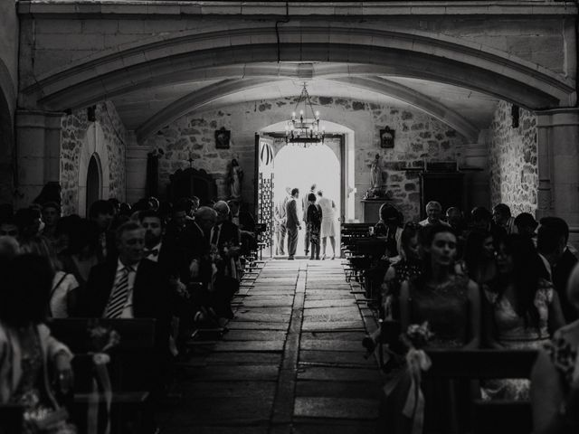 La boda de Bruno y Charlotte en Otero De Herreros, Segovia 42