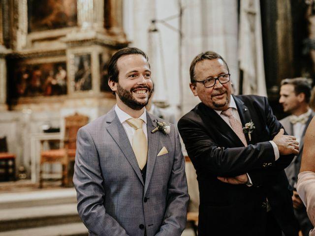 La boda de Bruno y Charlotte en Otero De Herreros, Segovia 43