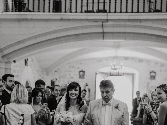La boda de Bruno y Charlotte en Otero De Herreros, Segovia 44