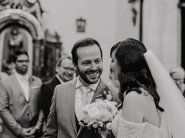 La boda de Bruno y Charlotte en Otero De Herreros, Segovia 46