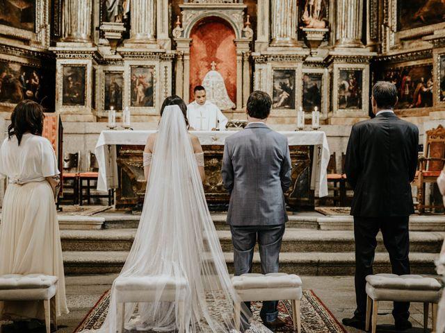 La boda de Bruno y Charlotte en Otero De Herreros, Segovia 47