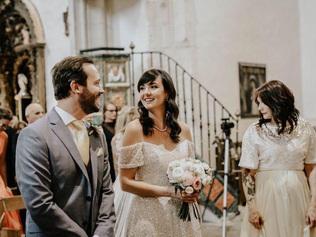 La boda de Bruno y Charlotte en Otero De Herreros, Segovia 48
