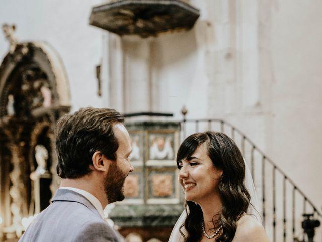 La boda de Bruno y Charlotte en Otero De Herreros, Segovia 53
