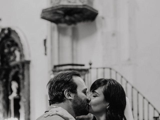 La boda de Bruno y Charlotte en Otero De Herreros, Segovia 54