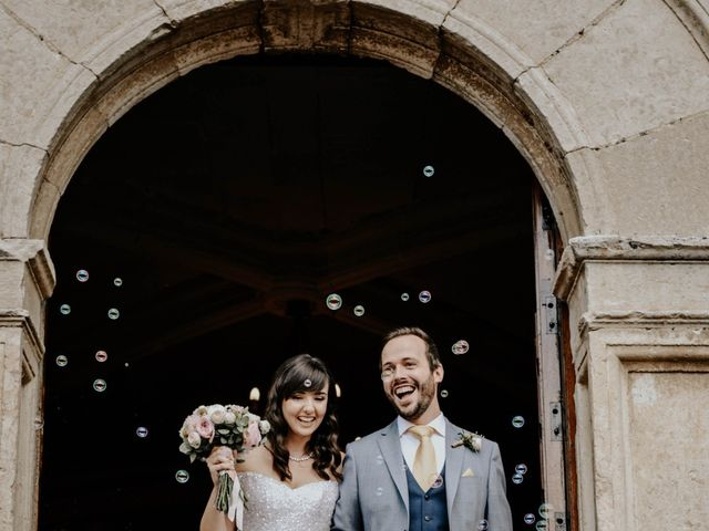 La boda de Bruno y Charlotte en Otero De Herreros, Segovia 57