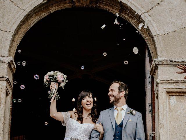 La boda de Bruno y Charlotte en Otero De Herreros, Segovia 58