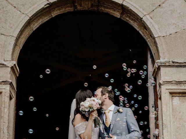La boda de Bruno y Charlotte en Otero De Herreros, Segovia 59