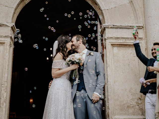 La boda de Bruno y Charlotte en Otero De Herreros, Segovia 60