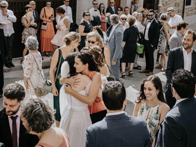 La boda de Bruno y Charlotte en Otero De Herreros, Segovia 67