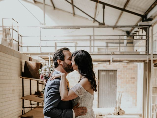 La boda de Bruno y Charlotte en Otero De Herreros, Segovia 70