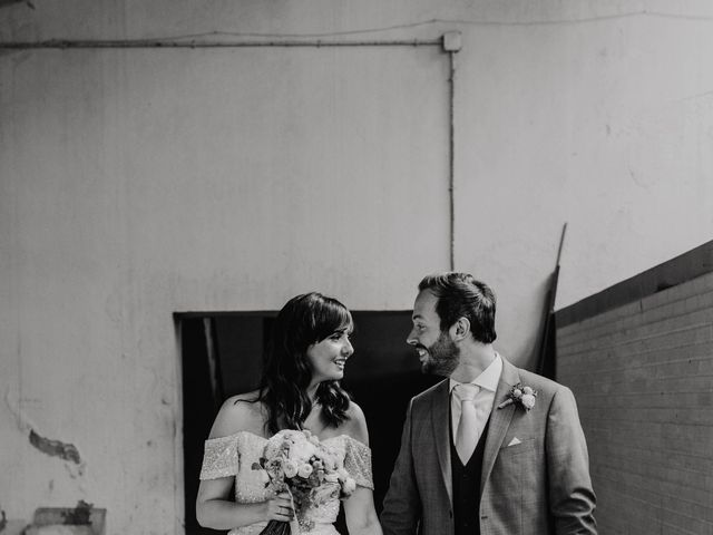 La boda de Bruno y Charlotte en Otero De Herreros, Segovia 71