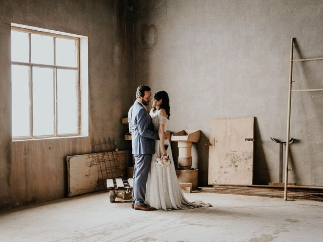 La boda de Bruno y Charlotte en Otero De Herreros, Segovia 78