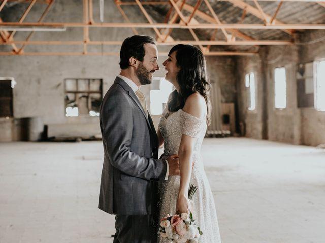 La boda de Bruno y Charlotte en Otero De Herreros, Segovia 80
