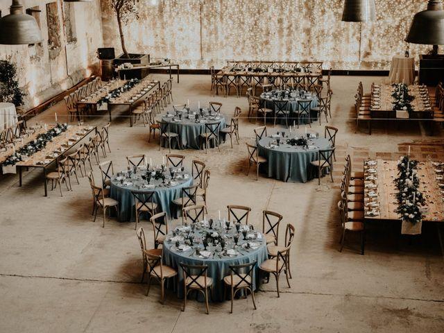 La boda de Bruno y Charlotte en Otero De Herreros, Segovia 83