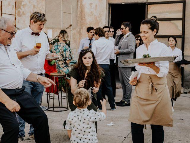 La boda de Bruno y Charlotte en Otero De Herreros, Segovia 85