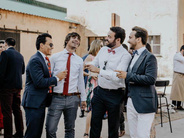 La boda de Bruno y Charlotte en Otero De Herreros, Segovia 86