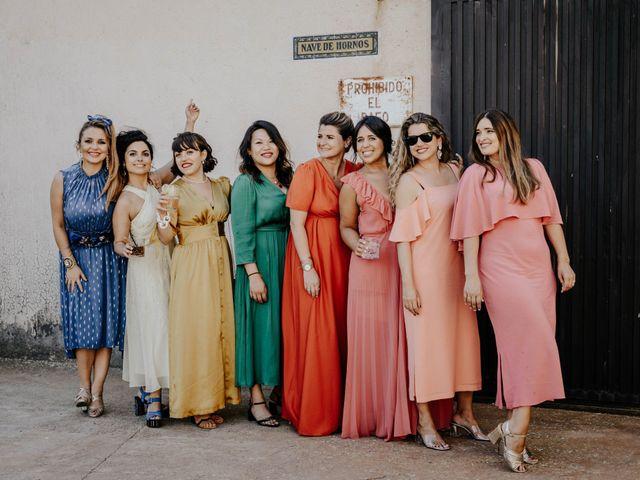 La boda de Bruno y Charlotte en Otero De Herreros, Segovia 92