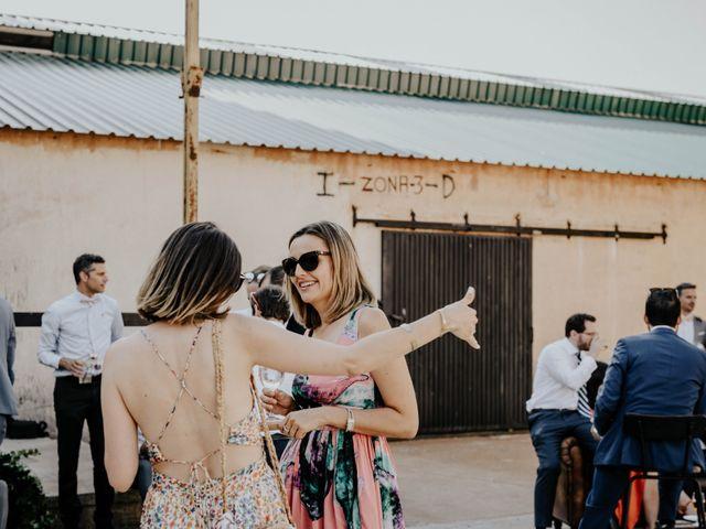 La boda de Bruno y Charlotte en Otero De Herreros, Segovia 94