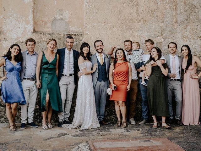 La boda de Bruno y Charlotte en Otero De Herreros, Segovia 98