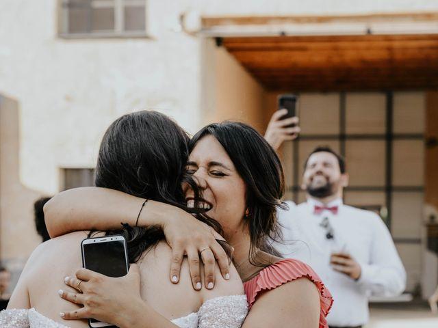 La boda de Bruno y Charlotte en Otero De Herreros, Segovia 100