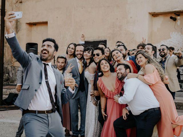 La boda de Bruno y Charlotte en Otero De Herreros, Segovia 101