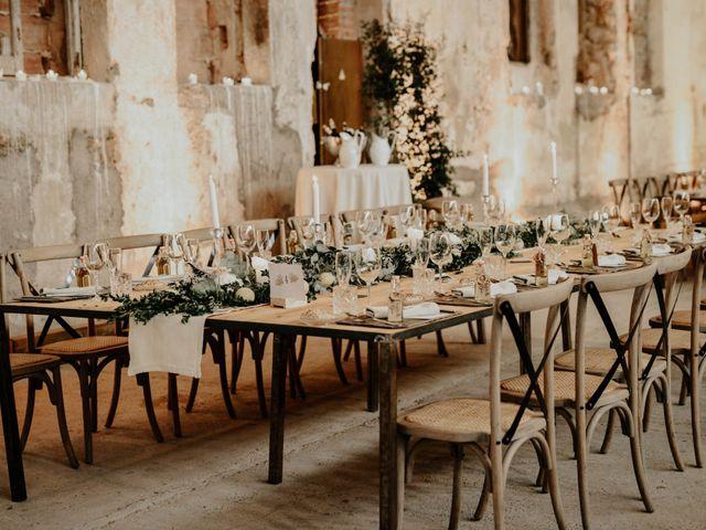 La boda de Bruno y Charlotte en Otero De Herreros, Segovia 103
