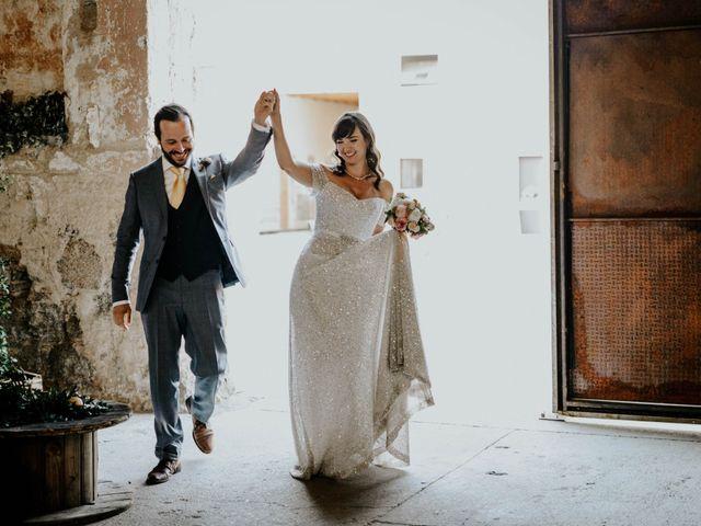 La boda de Bruno y Charlotte en Otero De Herreros, Segovia 106