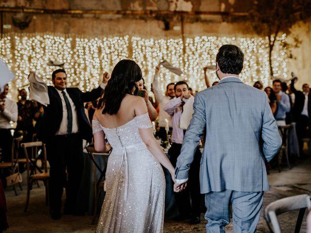 La boda de Bruno y Charlotte en Otero De Herreros, Segovia 107
