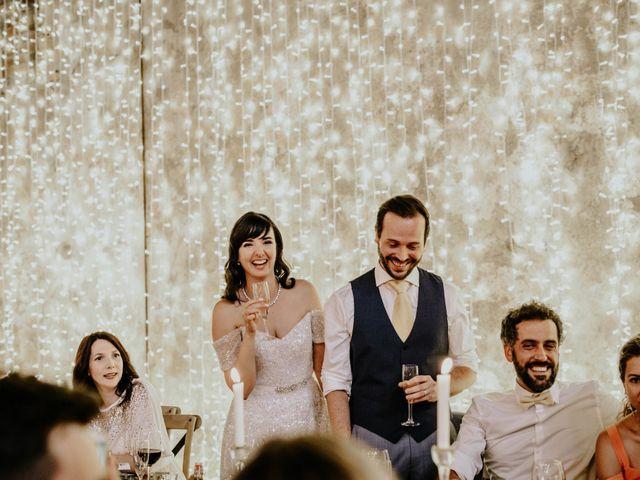 La boda de Bruno y Charlotte en Otero De Herreros, Segovia 111