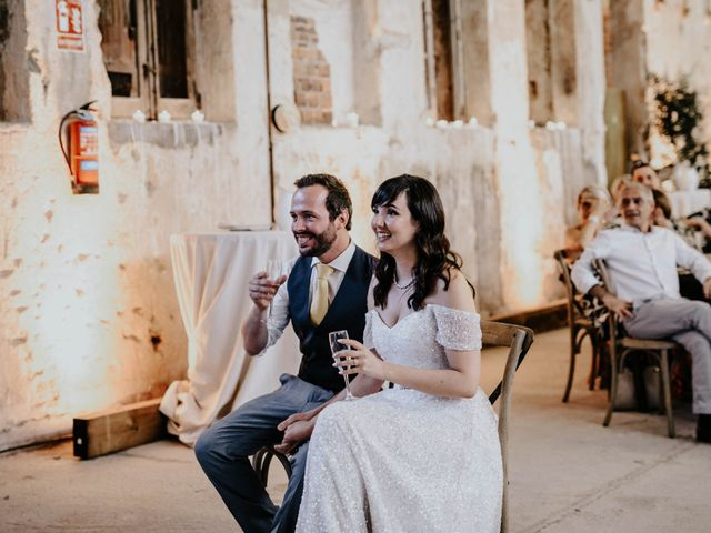 La boda de Bruno y Charlotte en Otero De Herreros, Segovia 113